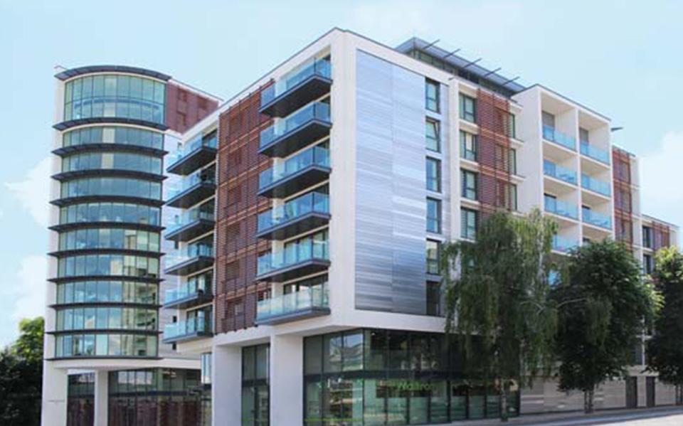 Langham Square Balustrades header