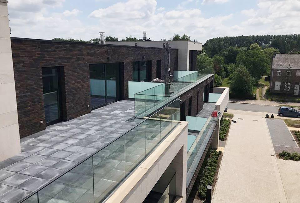 Specifying frameless glass railings