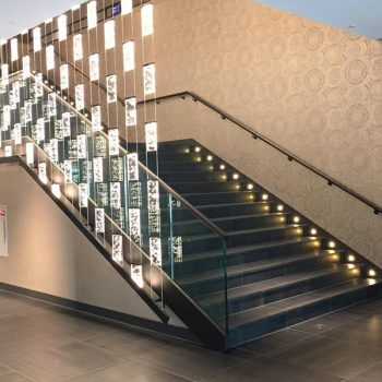 AMG Frameless Glass Balustrades