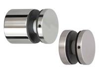 Standoff Point Fixings Screw Fix 40mm Diameter