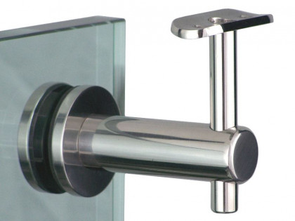 Height Adjustable Handrail Brackets