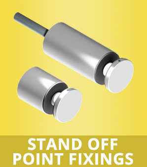 Stand Off Point Fixings